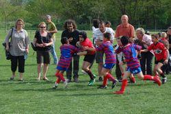 Le Comité de l'Isère ayant décidé de récompenser chaque enfant sans faire de classement final, c'est une fois encore tout le rugby qui est sortit vainqueur de cette compétition