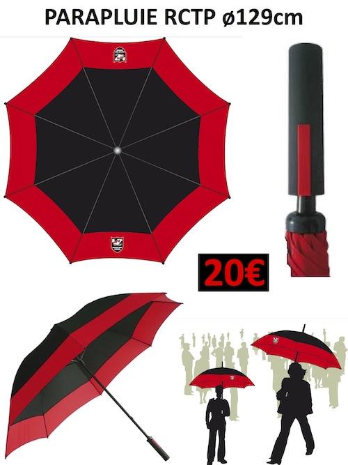 Parapluie RCTP
