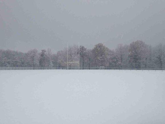 École de Rugby - Tournoi annulé.