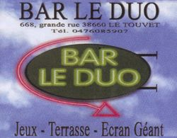 Bar Le Duo