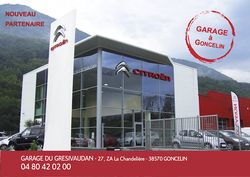 Citroën Garage du Grésivaudan