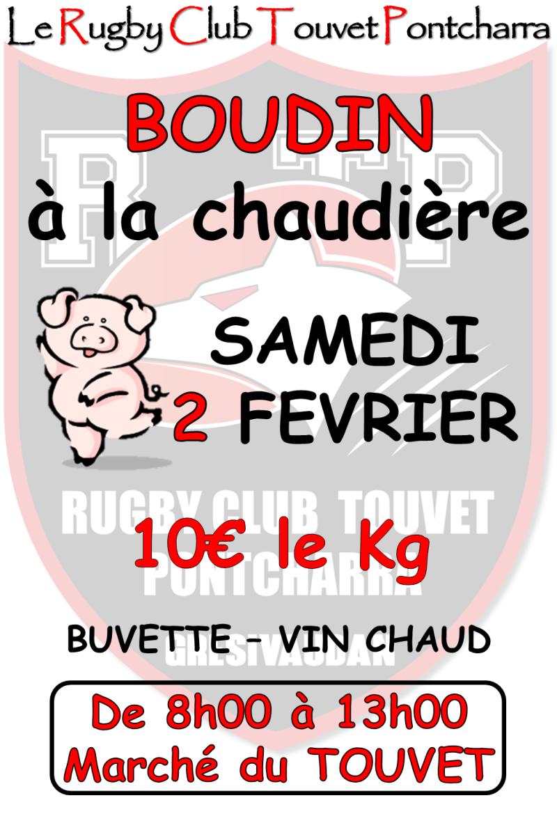 Boudin 2019